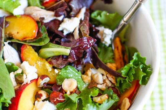 Six Summer Salads The Simple Proof