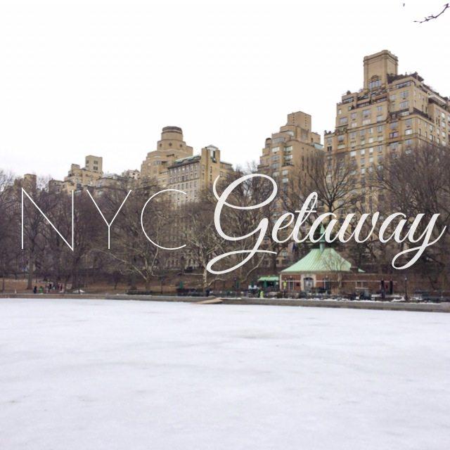 A Bowl Full of Simple | NYC Getaway