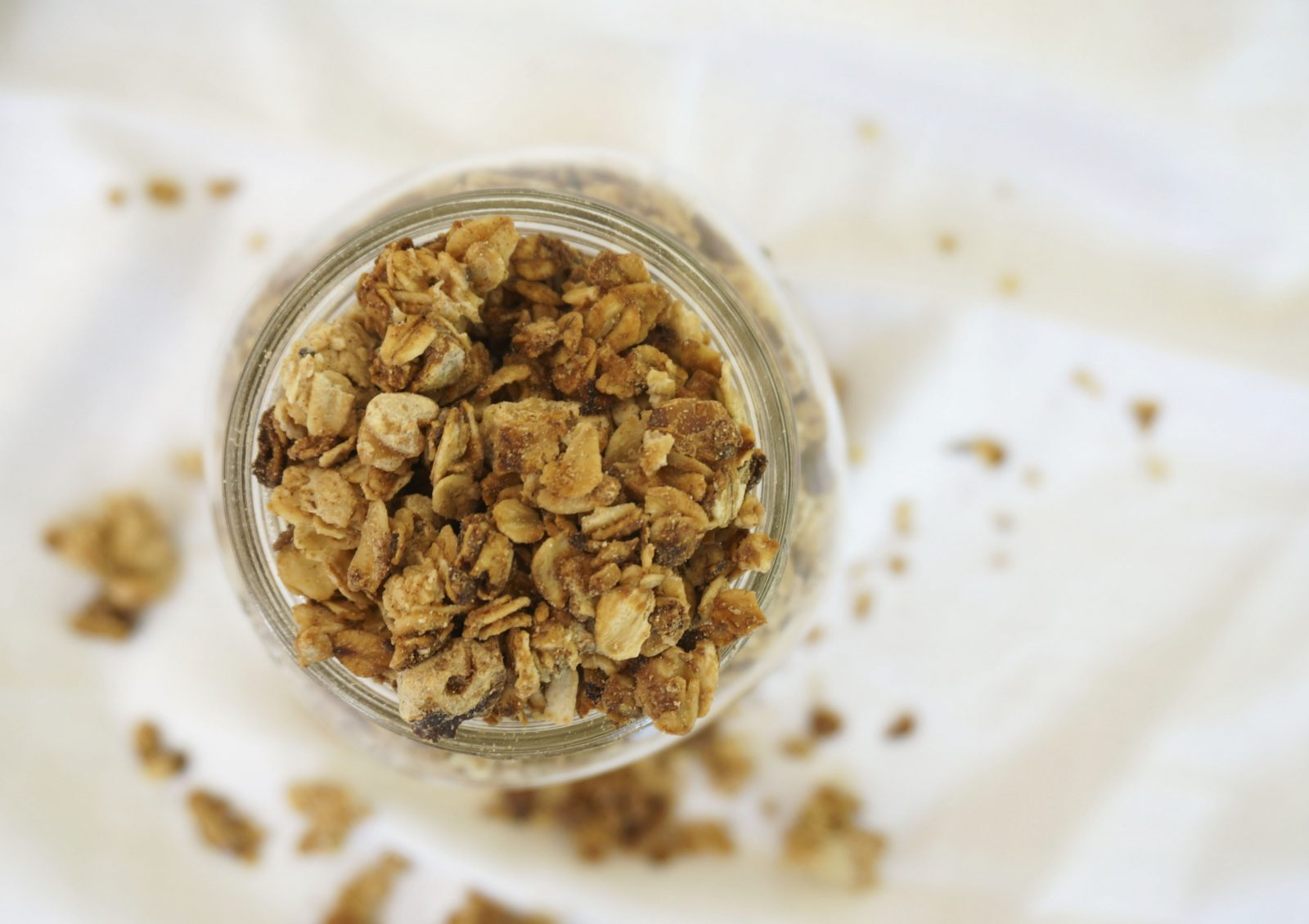 The Best Granola - The Simple Proof